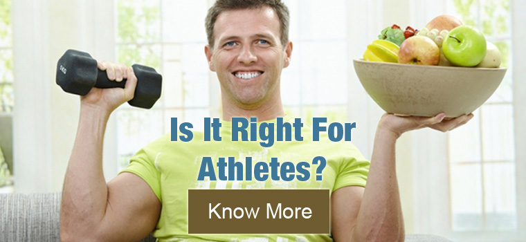 Paleo Diet For Athletes – Is It Right For Athletes