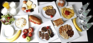 Paleo Diet Meal Plan for Athletes