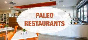 Paleo Restaurants