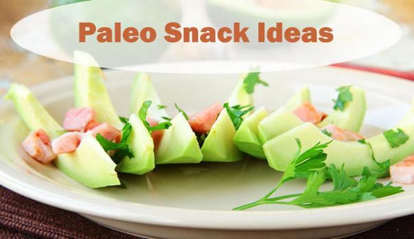 Paleo Snack Ideas