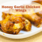 Honey Garlic Chicken Wings Paleo Recipe