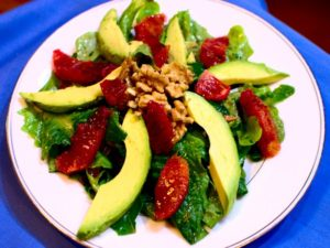 orange avocado paleo saladorange avocado paleo salad
