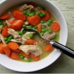 Paleo Chicken and Vegetable Soup