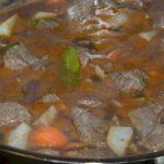 Paleo Beef Goulash