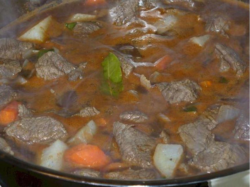 Paleo Beef Goulash Recipe